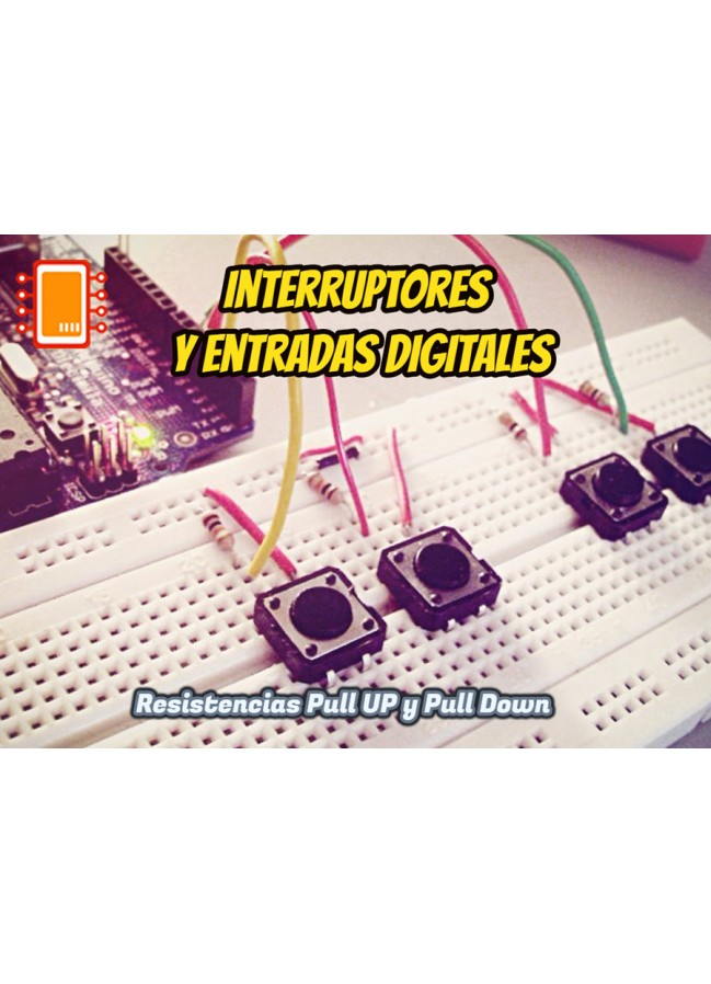 Interruptores y entradas digitales