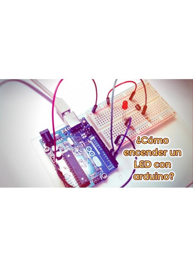 Encender un Led con Arduino