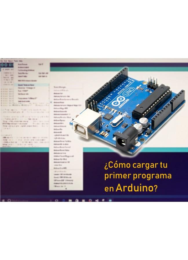 Primer programa con Arduino