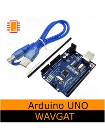 Arduino UNO WAVGAT