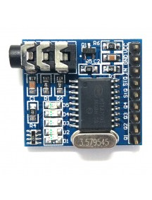 Decodificador De Voz MT8870