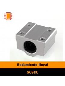 Rodamiento Lineal con Soporte - SC8UU