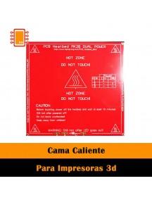 Cama caiente 12v o 24VCD