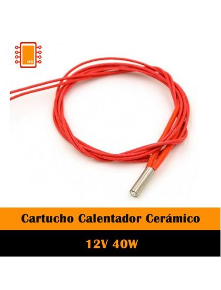 Cartucho Calentador Cerámico40W