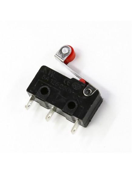 Micro switch con palanca y rodaja