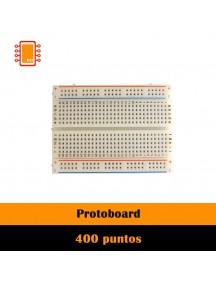 Protoboard 400 Puntos