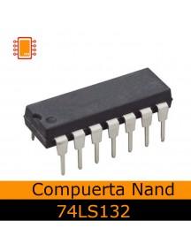 74ls132 Compuerta Nand