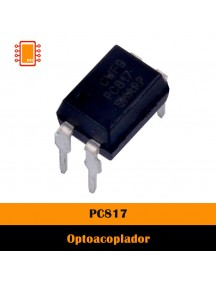 Optoacoplador PC817