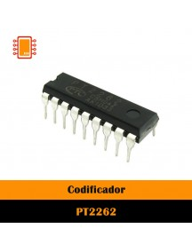 Codificador PT2262