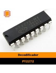 Decodificador PT2272