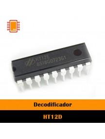 Decodificador HT12D