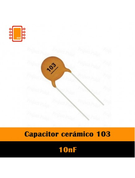 Capacitor 103 10nF
