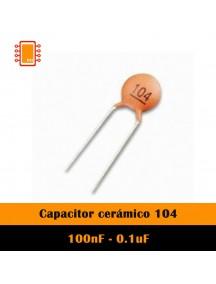 Capacitor 104 0.1Uf