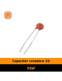 Capacitor 22 22Pf
