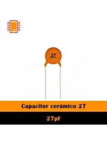Capacitor 27 27Pf