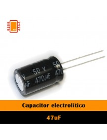 Capacitor 47uF