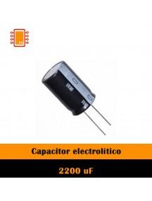 Capacitor 2200UF