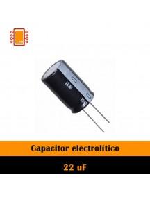 Capacitor 22uf