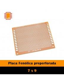 PLACA PARA SOLDAR DE 7 X 9