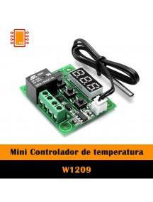Mini Controlador Temperatura Digital W1209