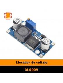 Convertidor Boost Xl6009 Elevador Voltaje Ajustable