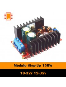 Boost Convertidor Dc-dc 10-32v A 12-35v