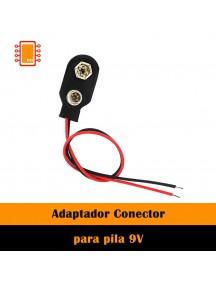 Adaptador Conector 9v