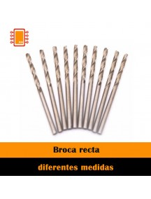 Mini Broca recta para PCB
