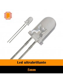 Led ultrabrillante 5mm