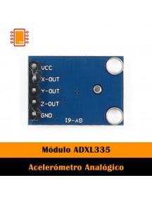 Acelerómetro Analógico ADXL335