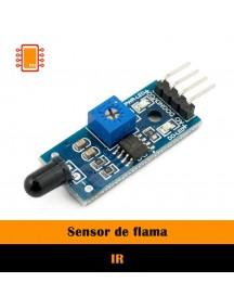 Módulo Sensor de Flama IR