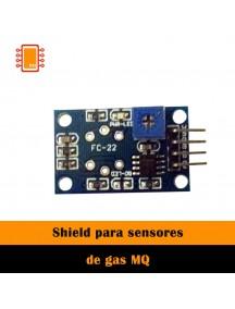 Base para sensores MQ