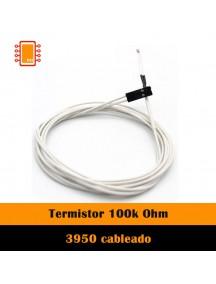 Termistor 100k Ohm 3950 Cableado