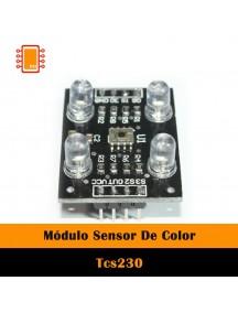 Modulo Sensor De Color TCS230