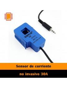 Sensor de Corriente AC 30A No invasivo