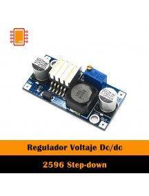 Regulador Voltaje Dc/dc Lm2596 Step-down