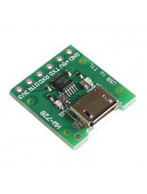 Convertidor  micro USB a TTL