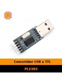 Convertidor Usb A Rs232 TTL PL2303