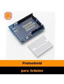 Protoshield Arduino Uno Con Mini Protoboard Syb-170