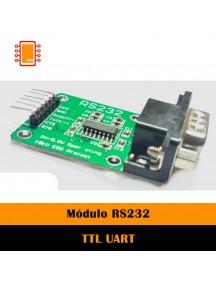Convertidor De Db9 Rs232 A Ttl Uart