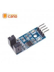 Módulo sensor óptico infrarrojo, sensor de velocidad