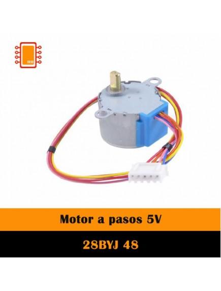 Motor A Pasos 28BYJ-48 5v