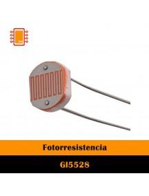 Fotorresistencia LDR GL5528